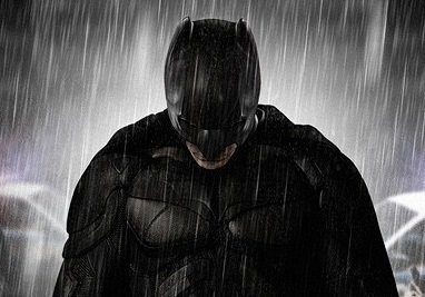 The Dark Knight... cries?