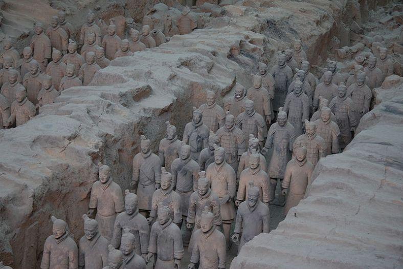 L'armée de Terracotta