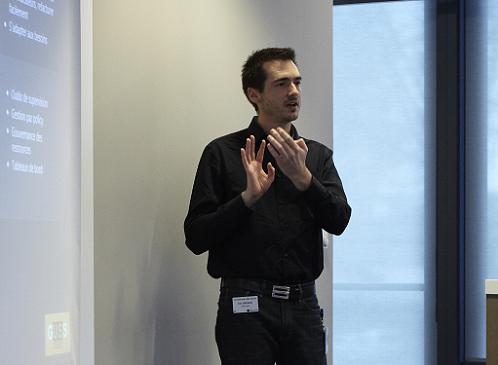 Eric Grenon aux JSS2012