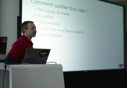 Stéphane Guilleminot aux JSS2012