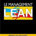 Couverture Le Management Lean