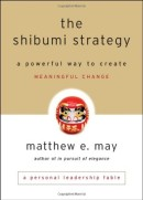 Couverture : The Shibumi Strategy