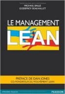 Couverture Management Lean