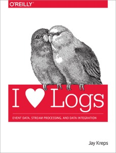 Couverture : I heart Log