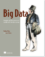 Couverture : Big Data chez Manning